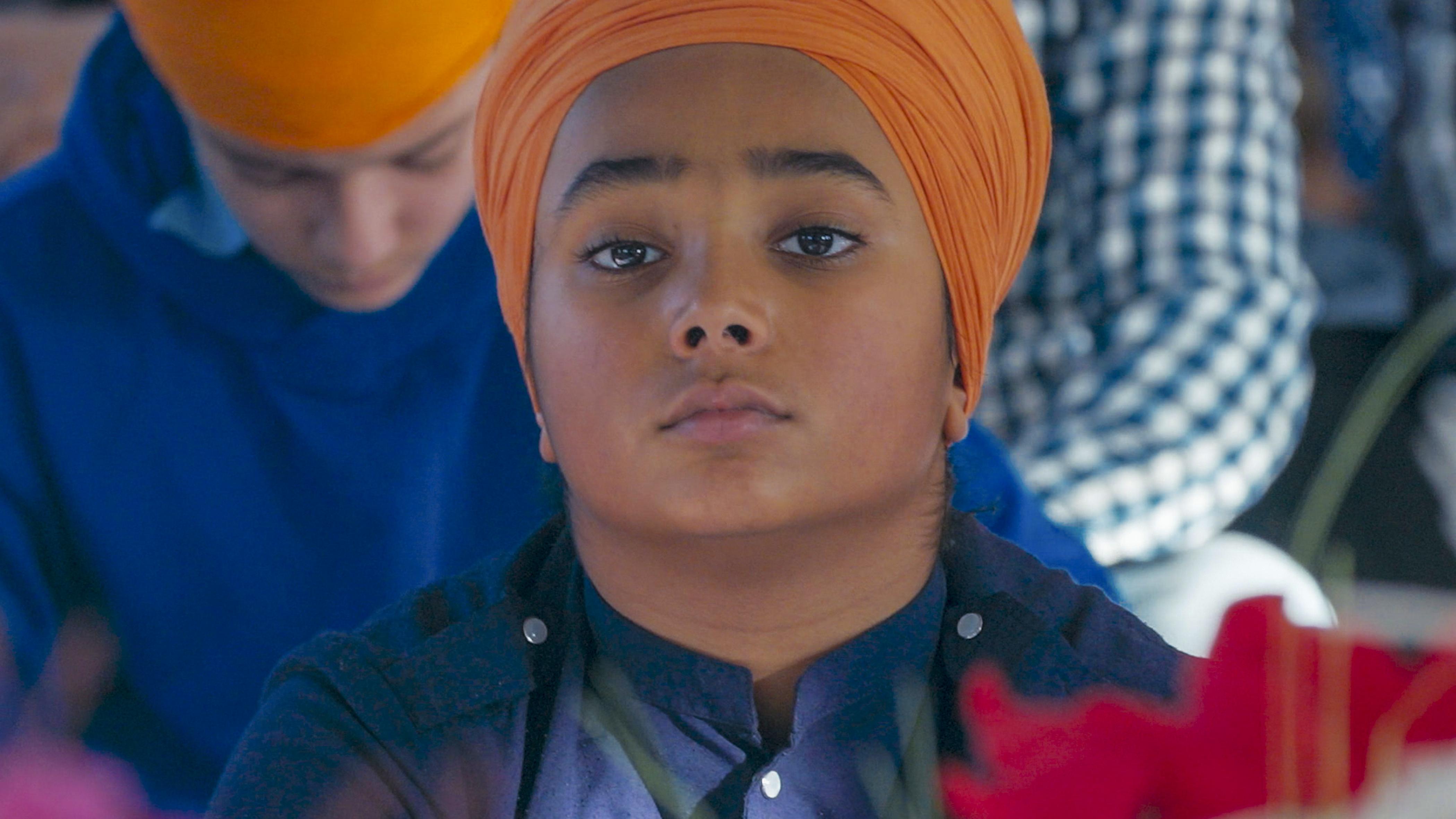 Deenpal: En Sikh'er er ikke bange - Min tro