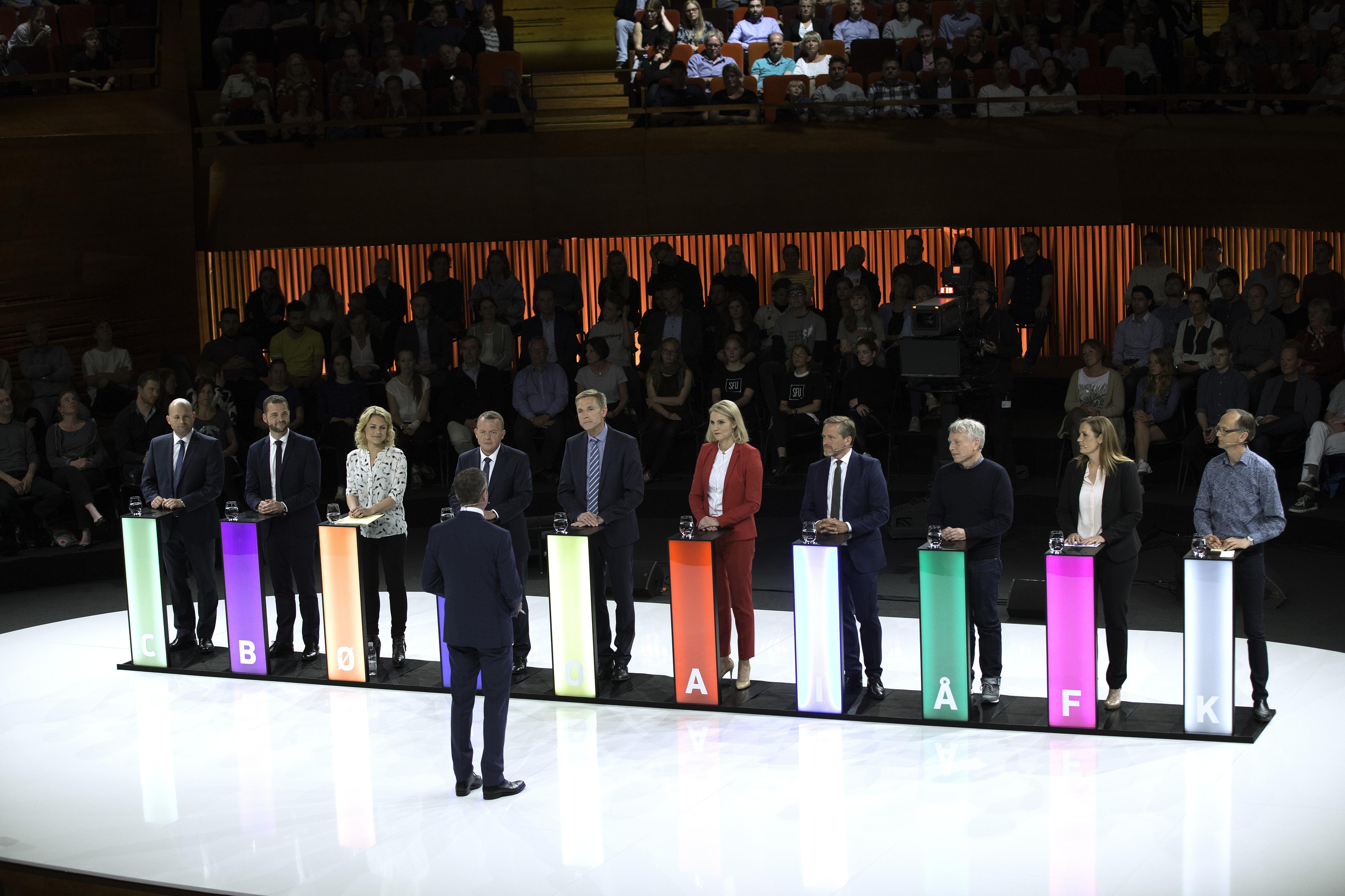 VALG 2015: Demokratiets aften