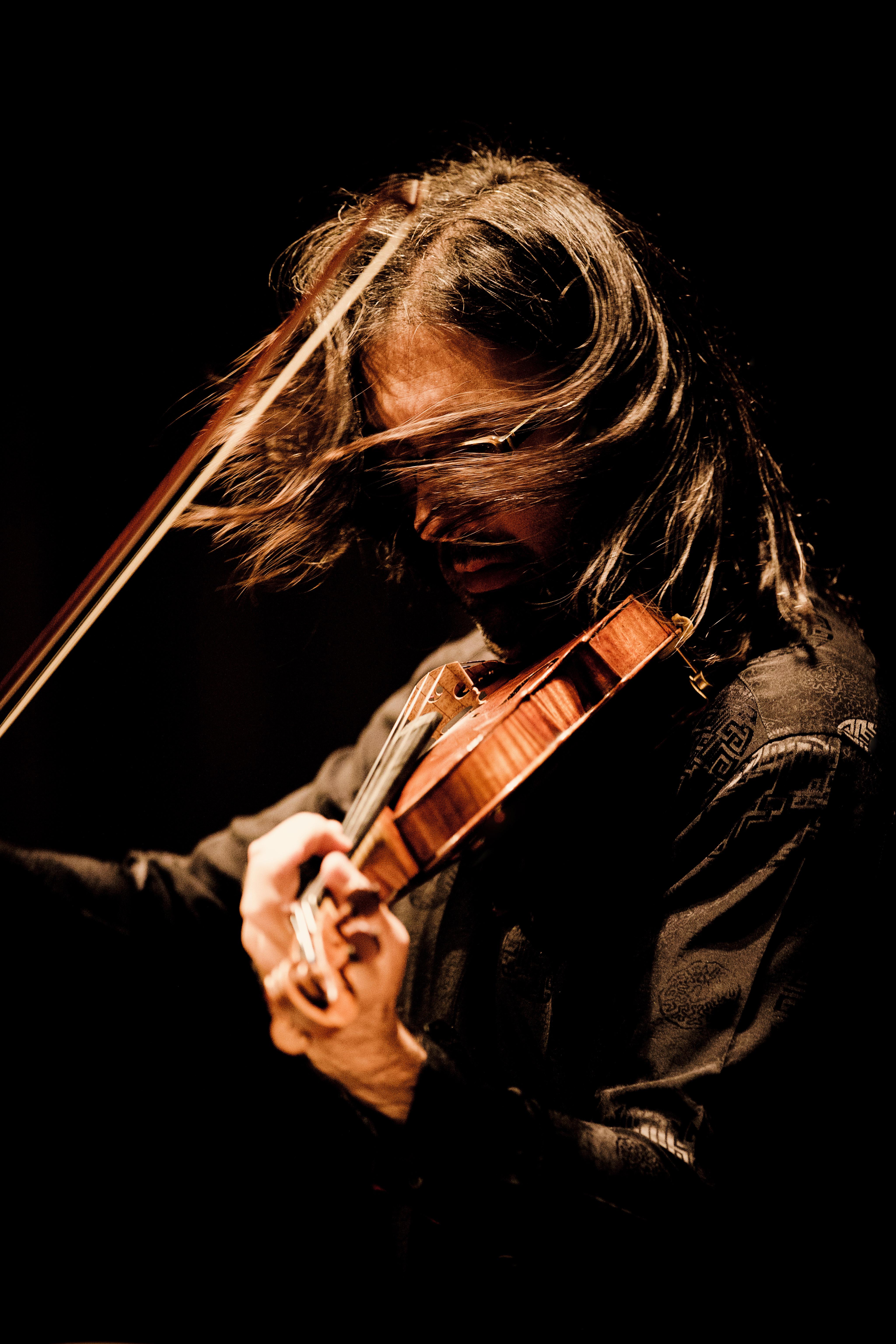 """Leonidas Kavakos - Solist, Violin; DRSO """"Saraste & Tjajkovskijs 6."""""""