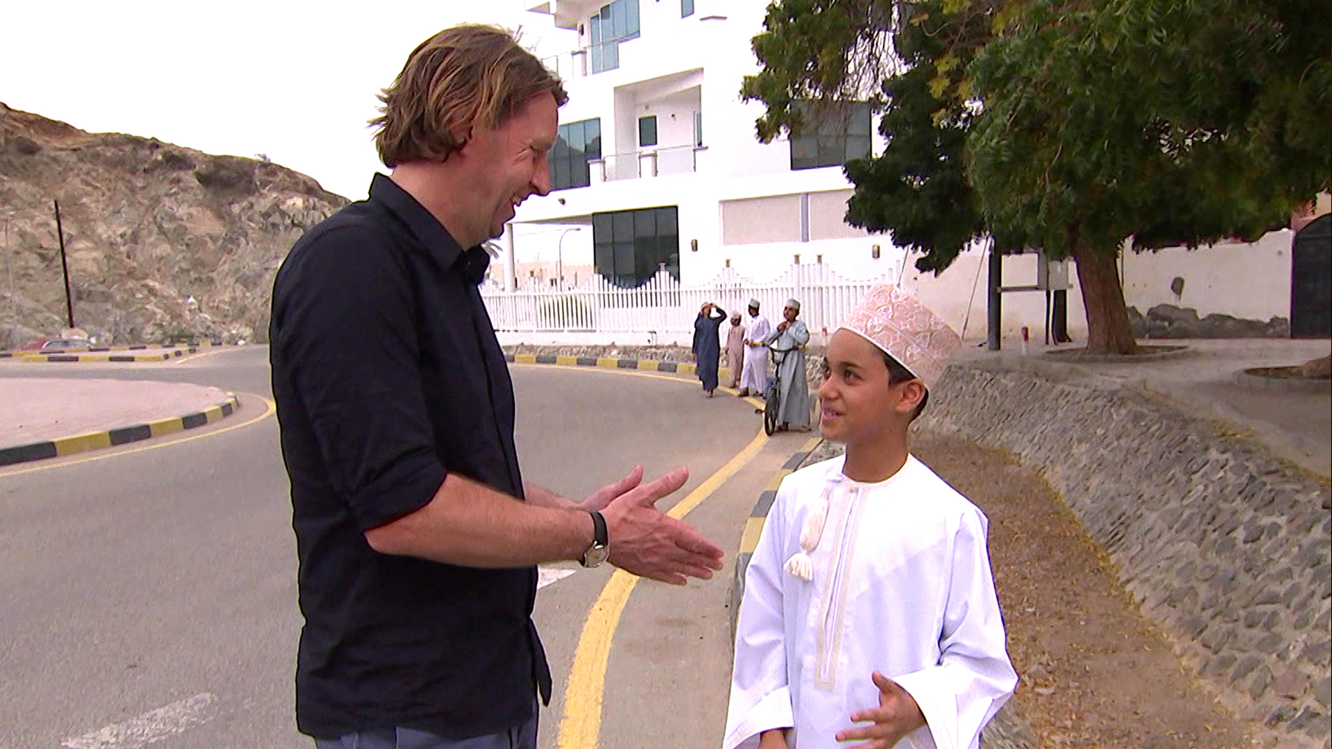 Anne og Anders i Mellemøsten: Oman