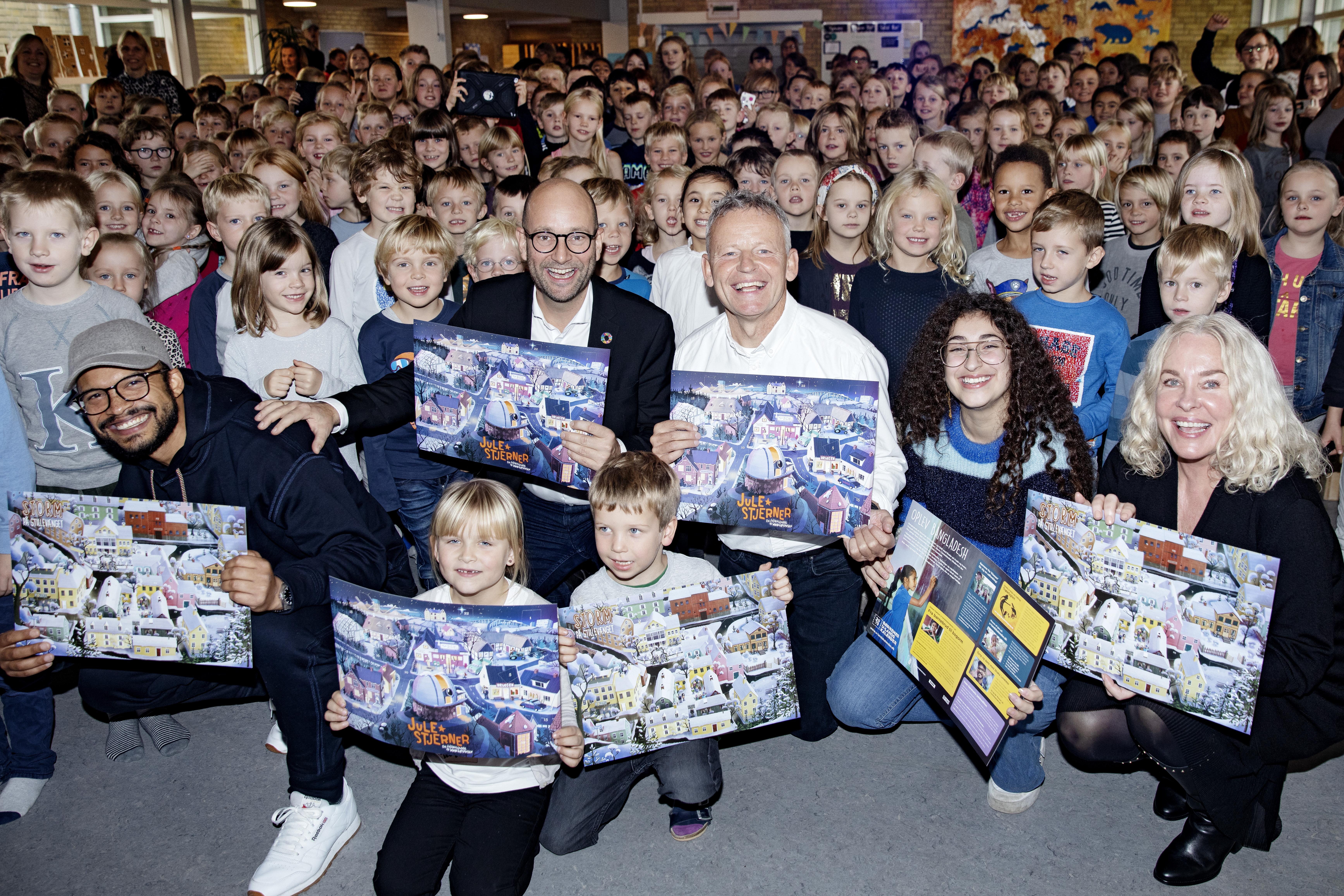 Børnenes U-landskalender 2019