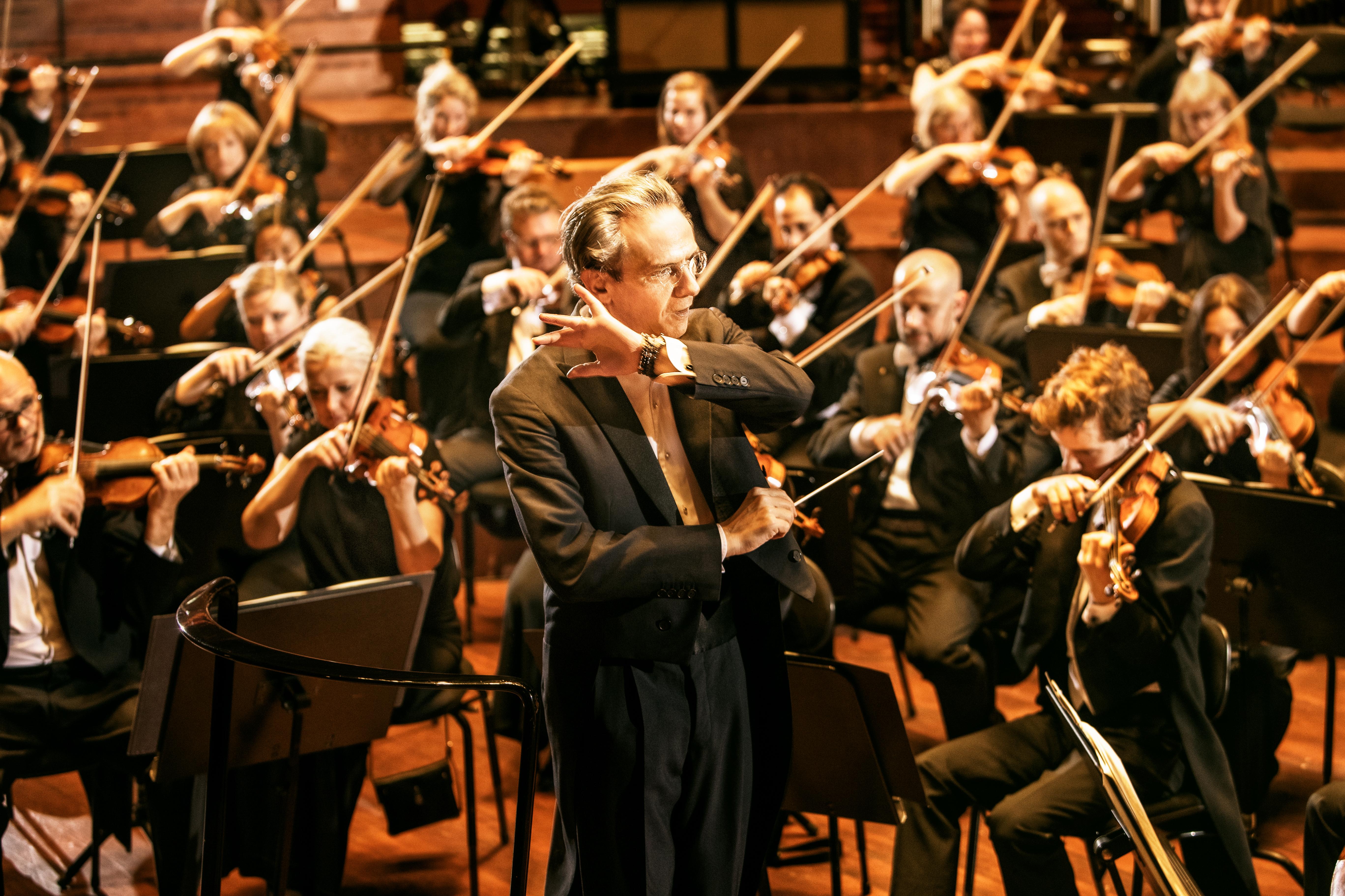 dr symfoniorkester program