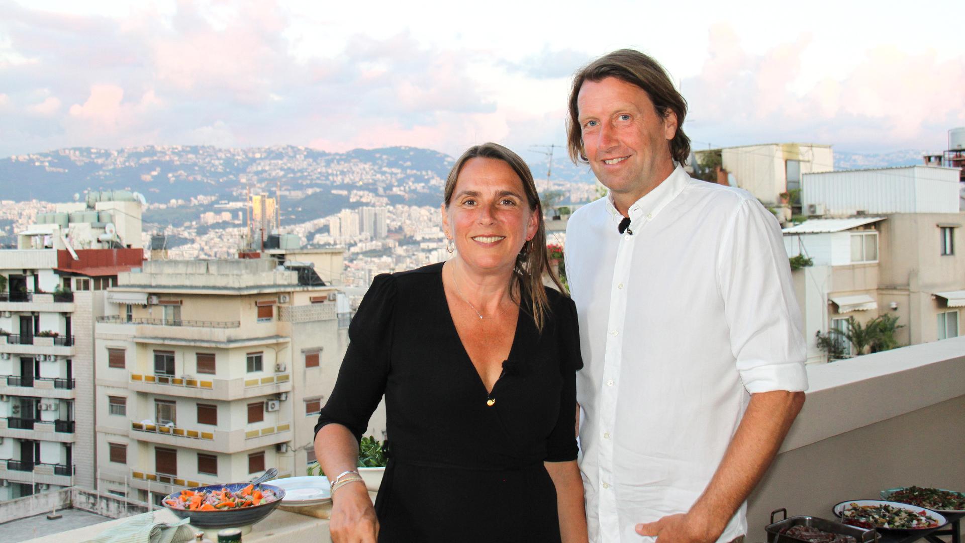 Anne og Anders i Mellemøsten - Libanon