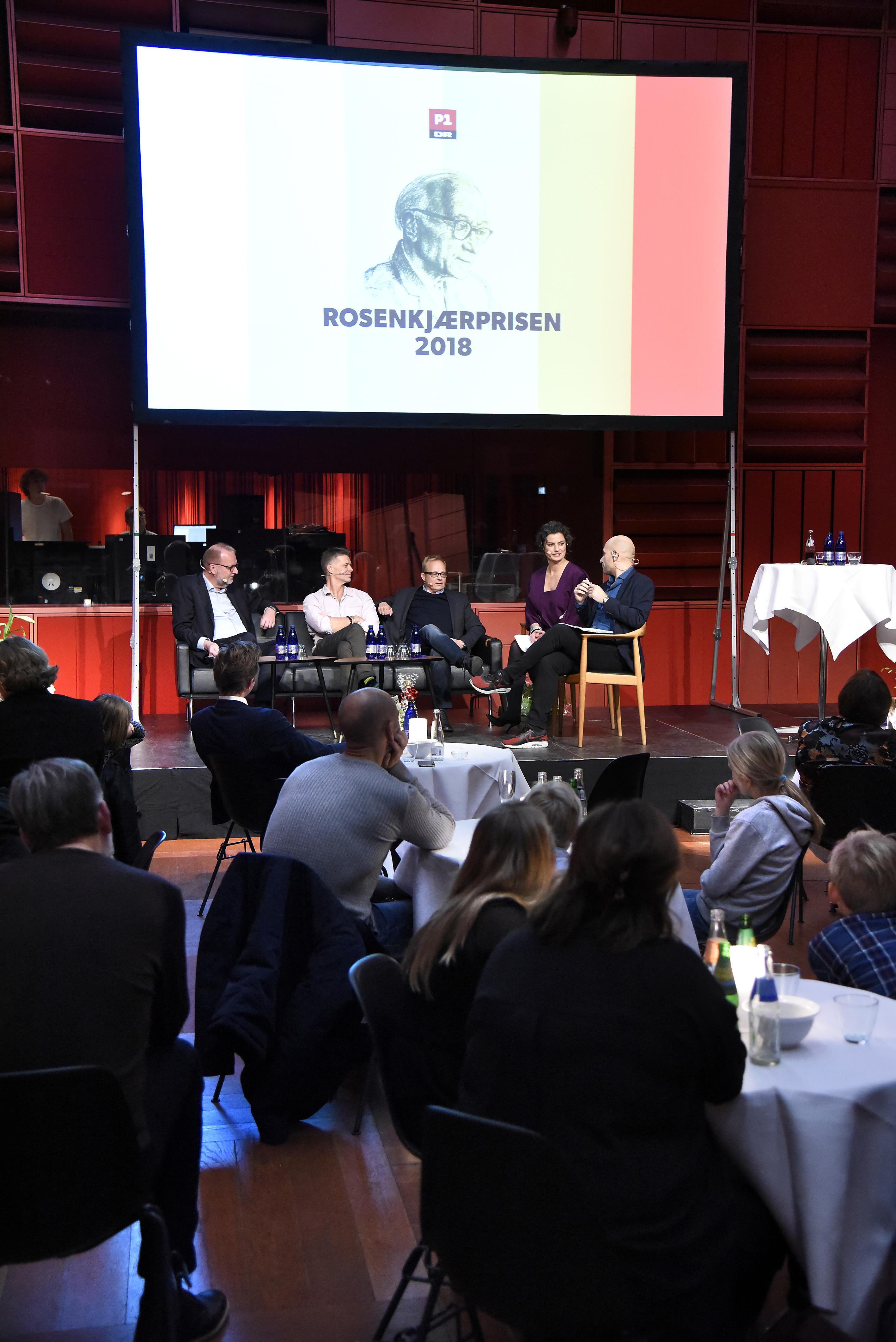 Rosenkjærprisen 2018