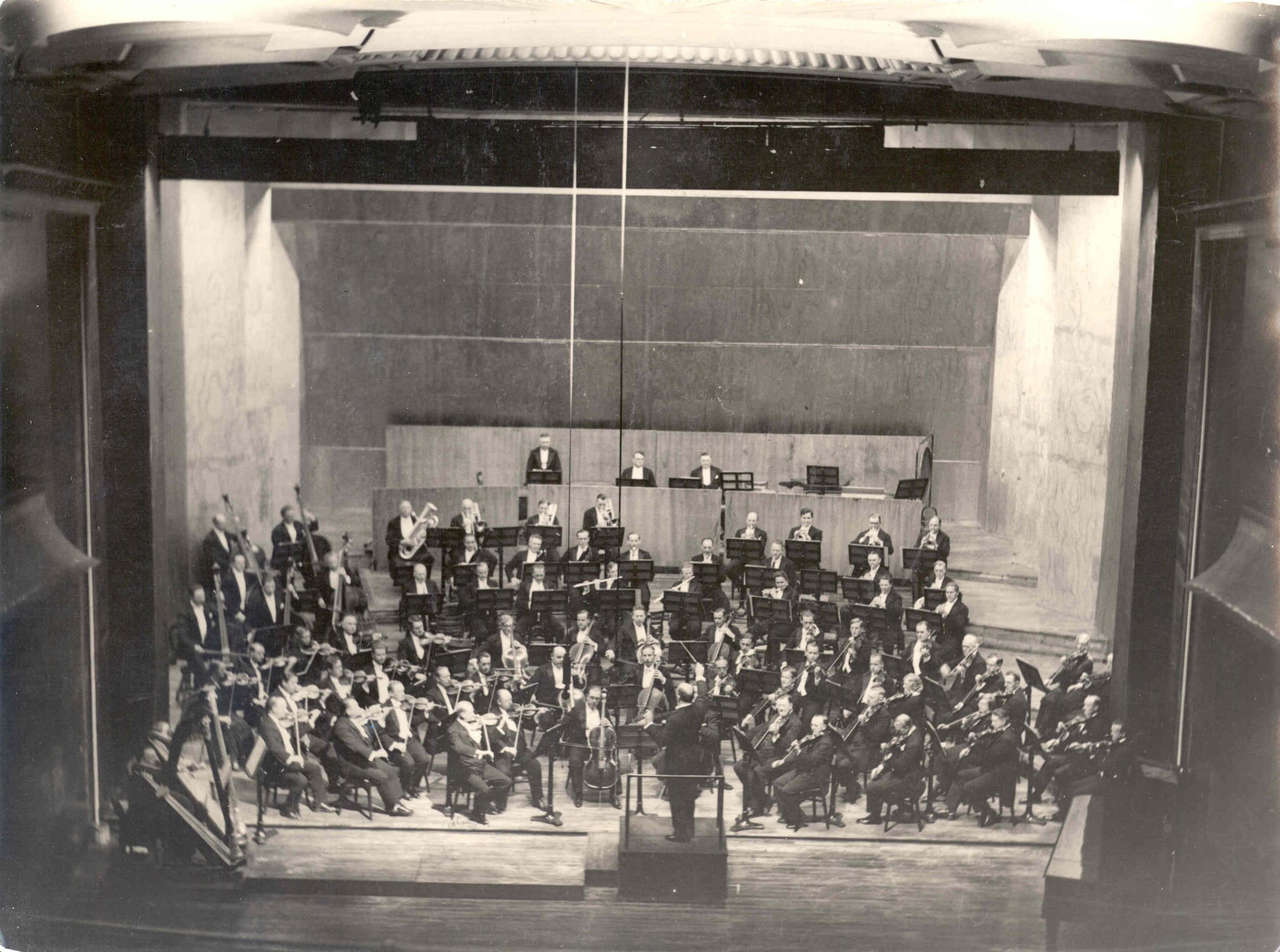 Den første Torsdagskoncert
