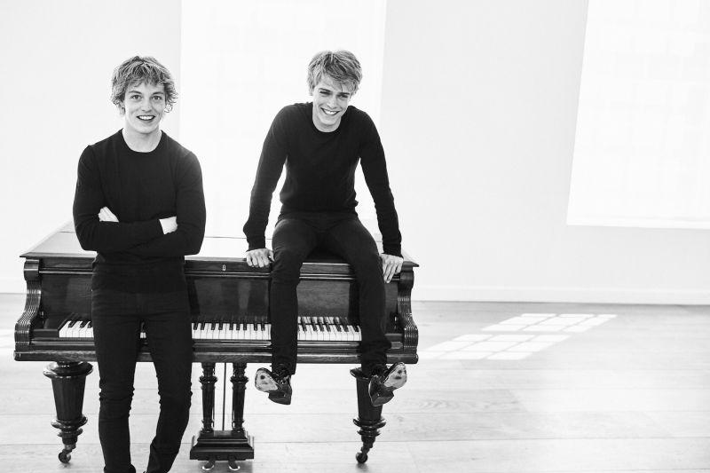 """Artur & Lucas Jussen - Solister, Klaver; DRSO """"Mozart & Sjostakovitj"""""""