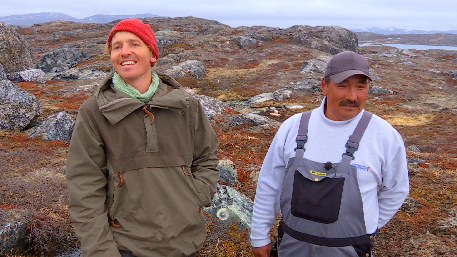 Sommer i Grønland - Live fra verdens største ø (1:3)