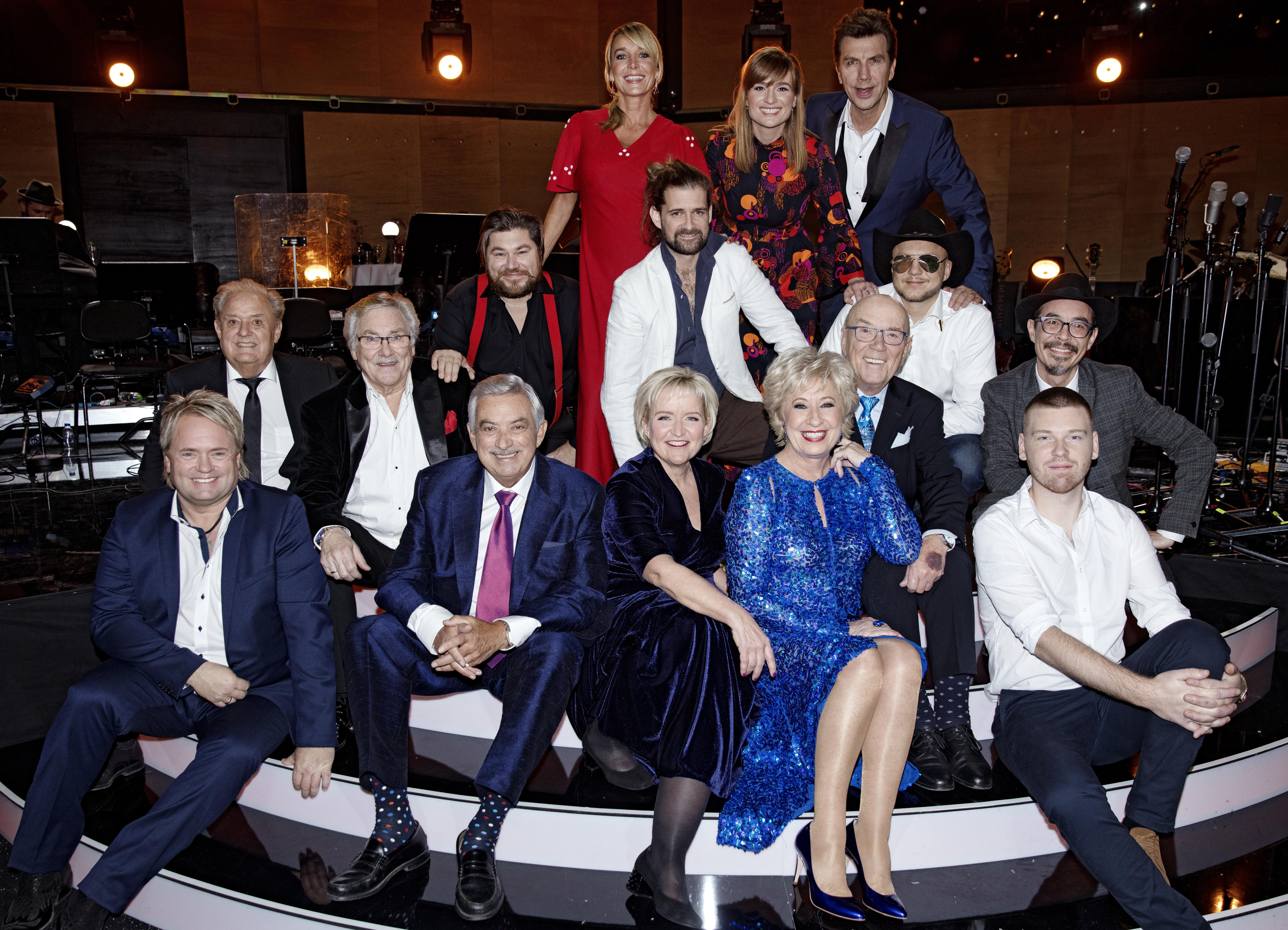 Dansktoppen 50 år