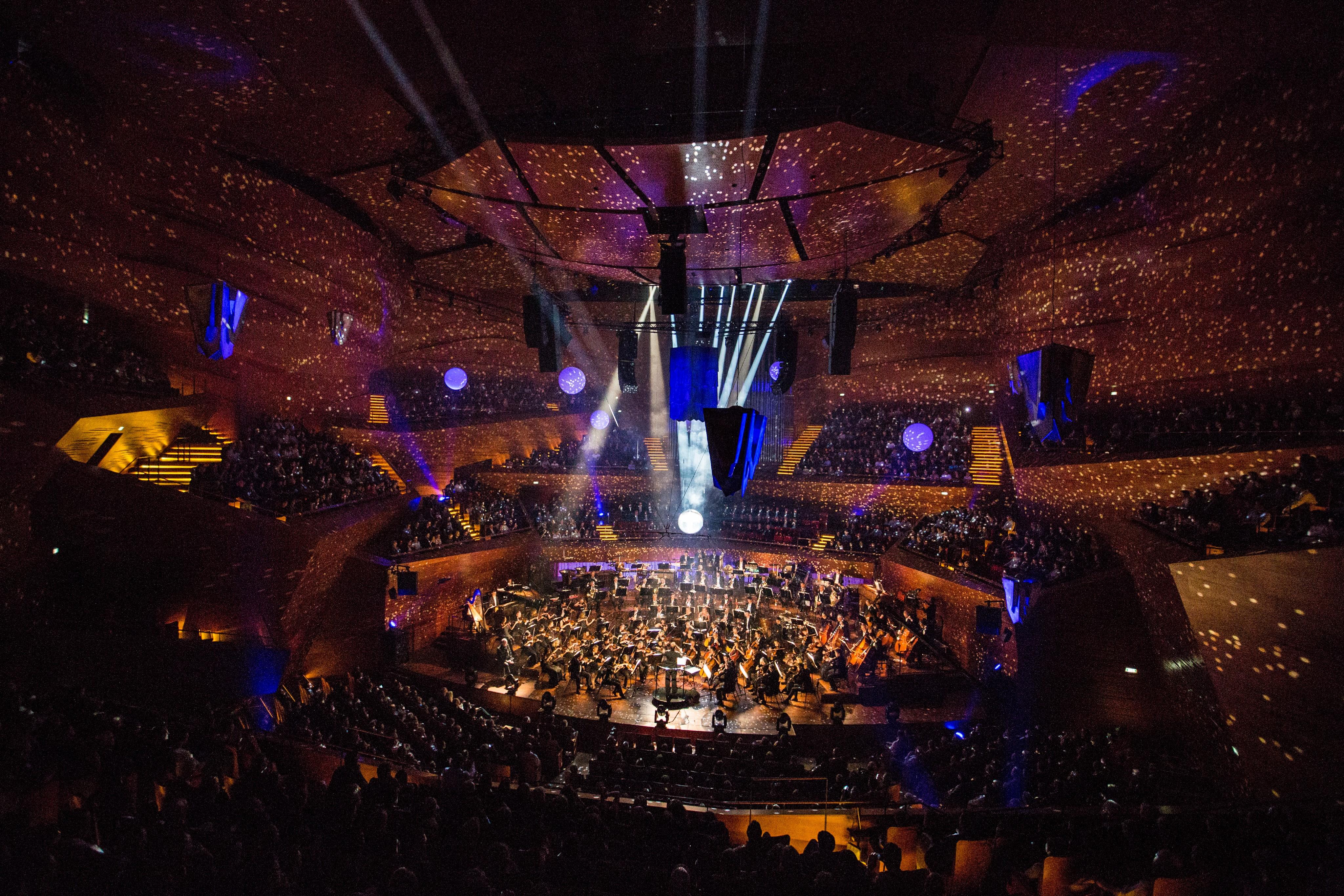 DR koncerthuset mm.