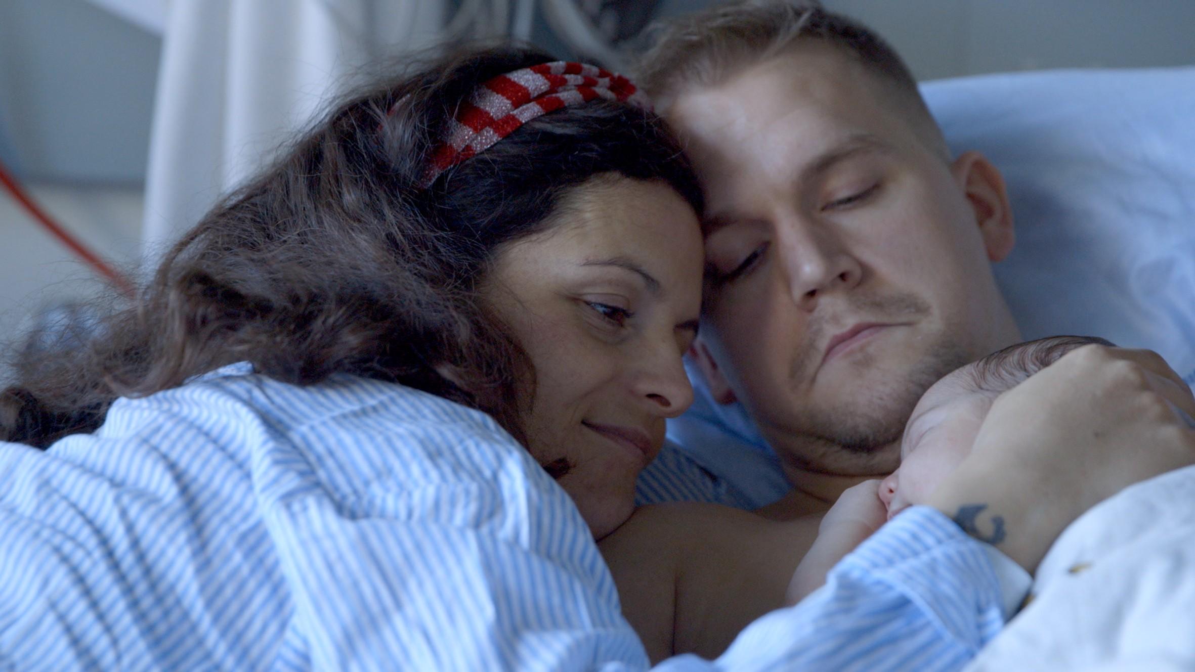 Petra får en baby (8:8)