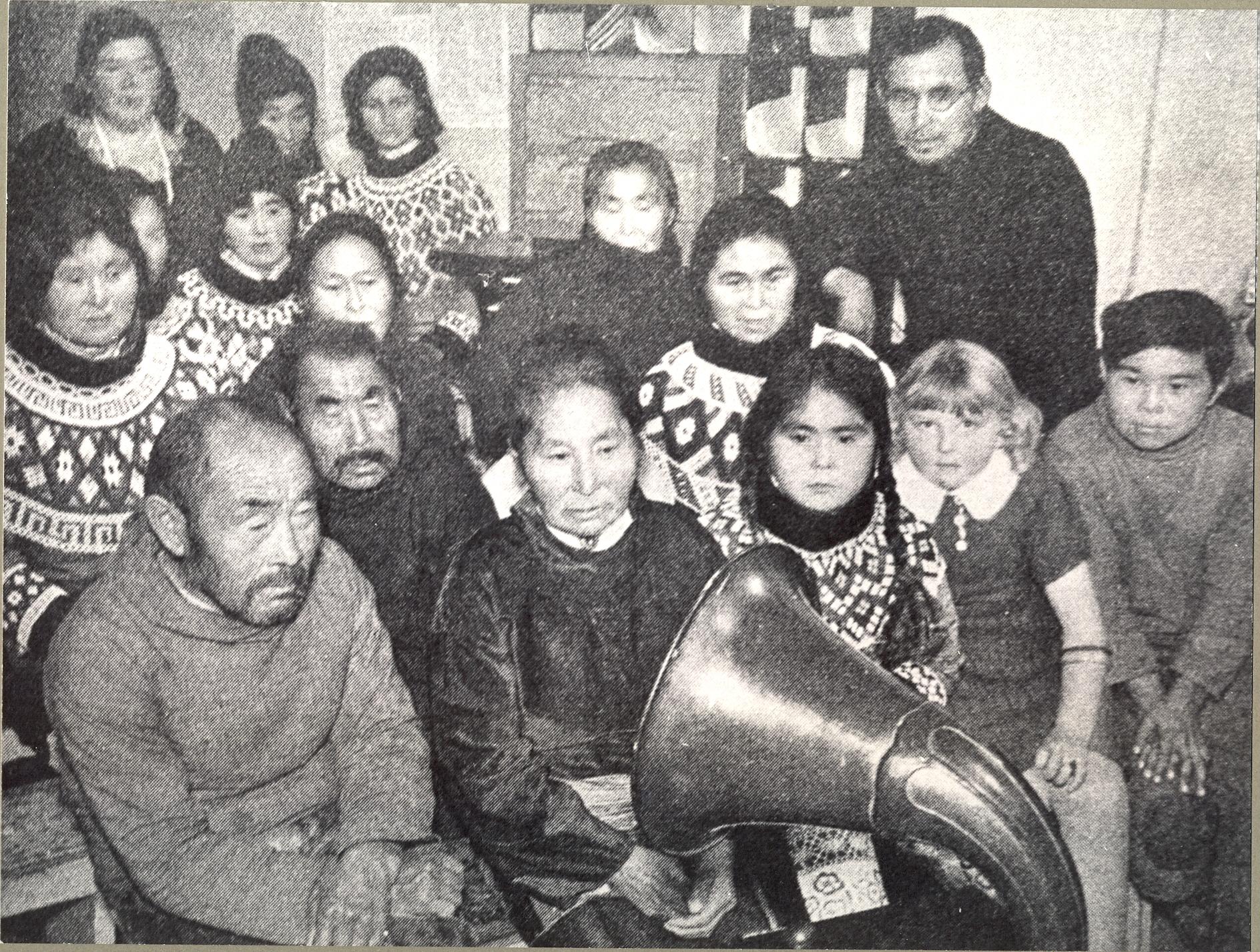 Julehilsen til Grønland
