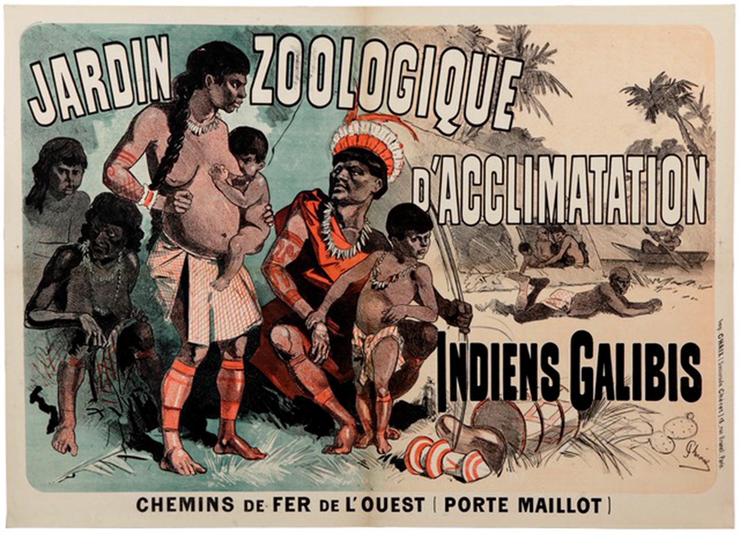 Den menneskelige zoo
