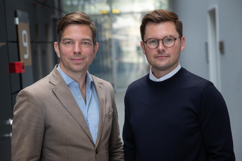 Niels Kvale og Per Bang Thomsen