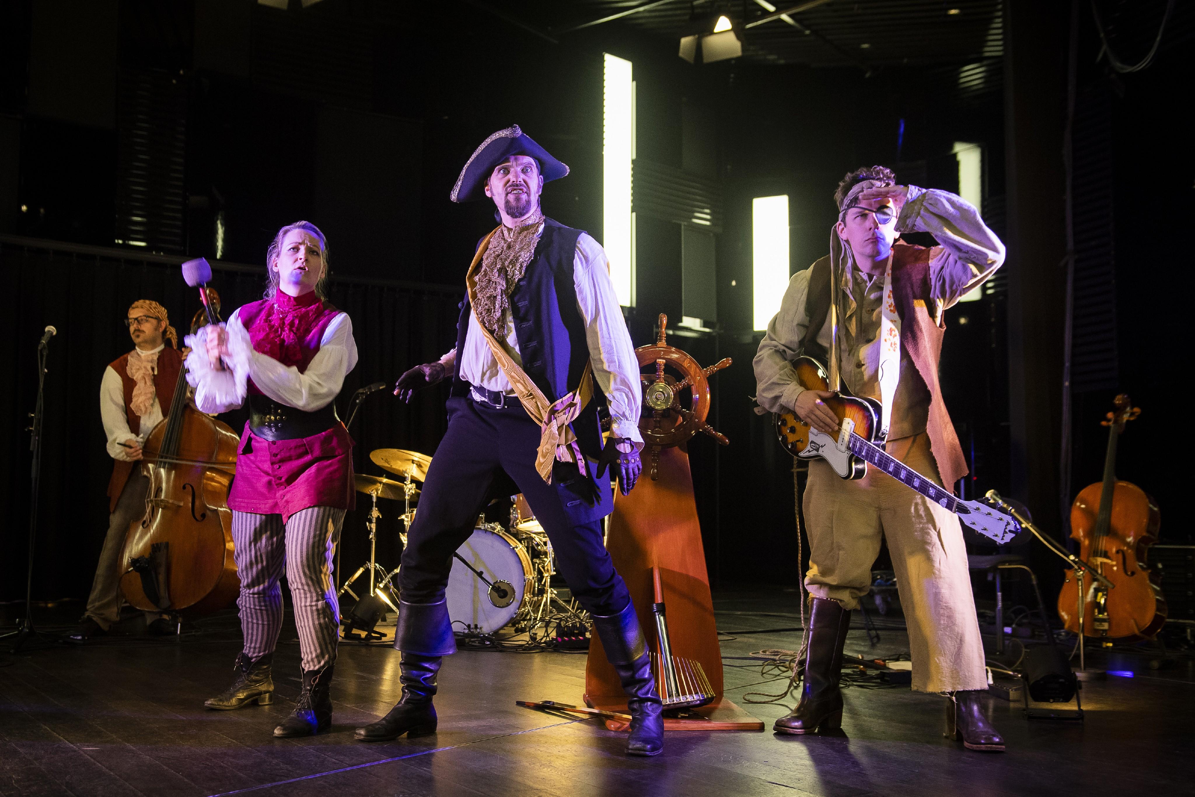 De Frygtede Pirater