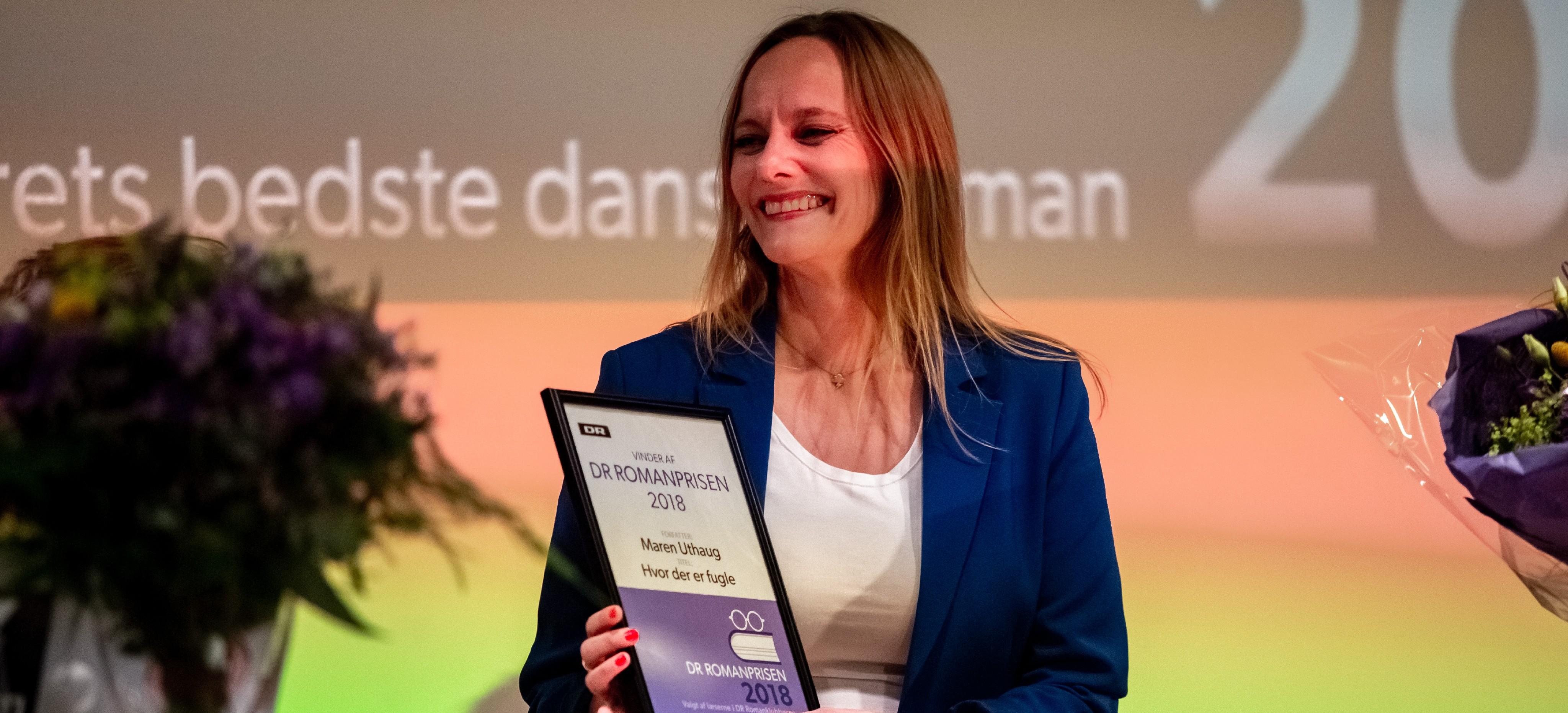 DR Romanprisen 2018