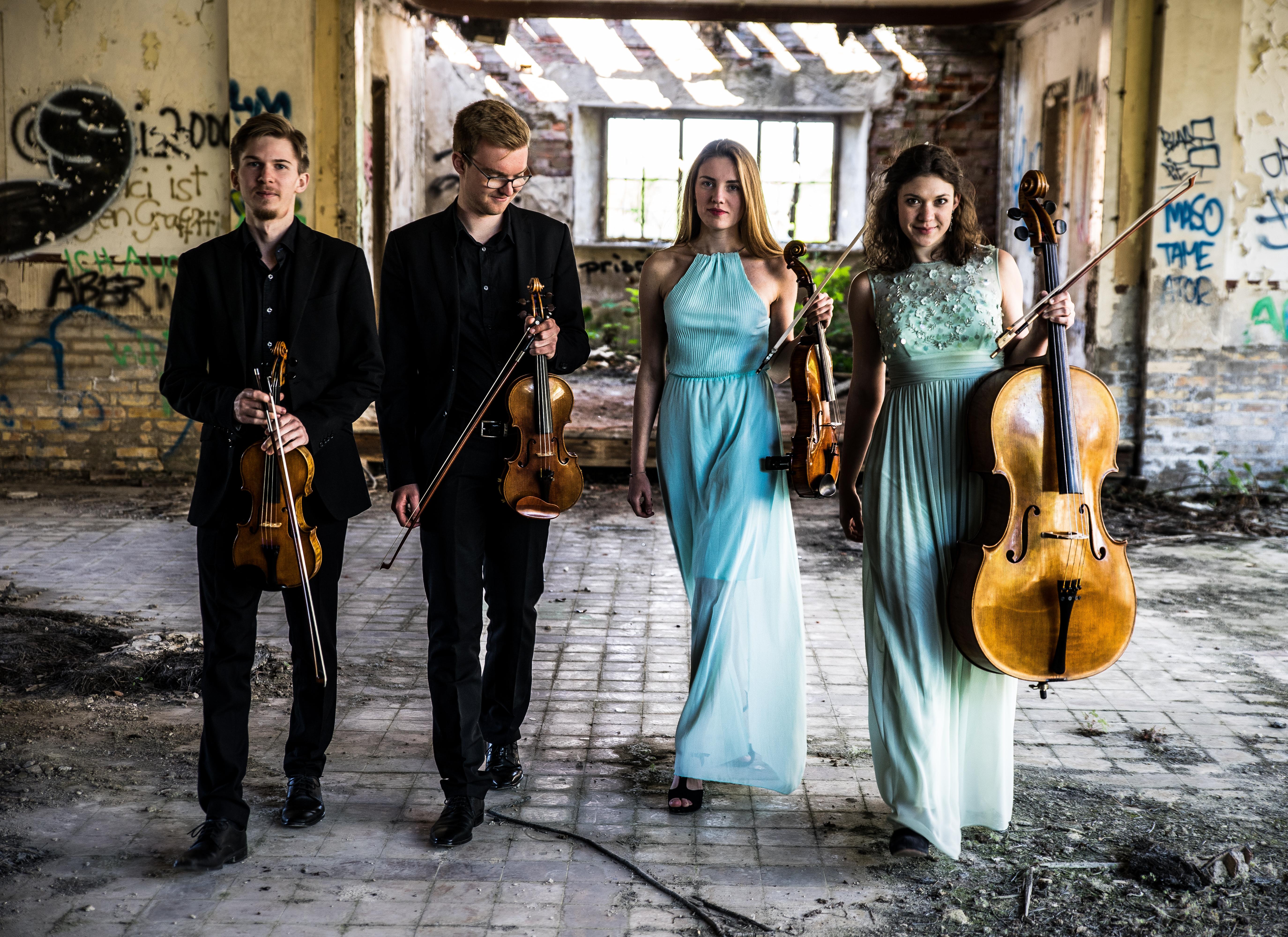 Gyldfeldt Quartett
