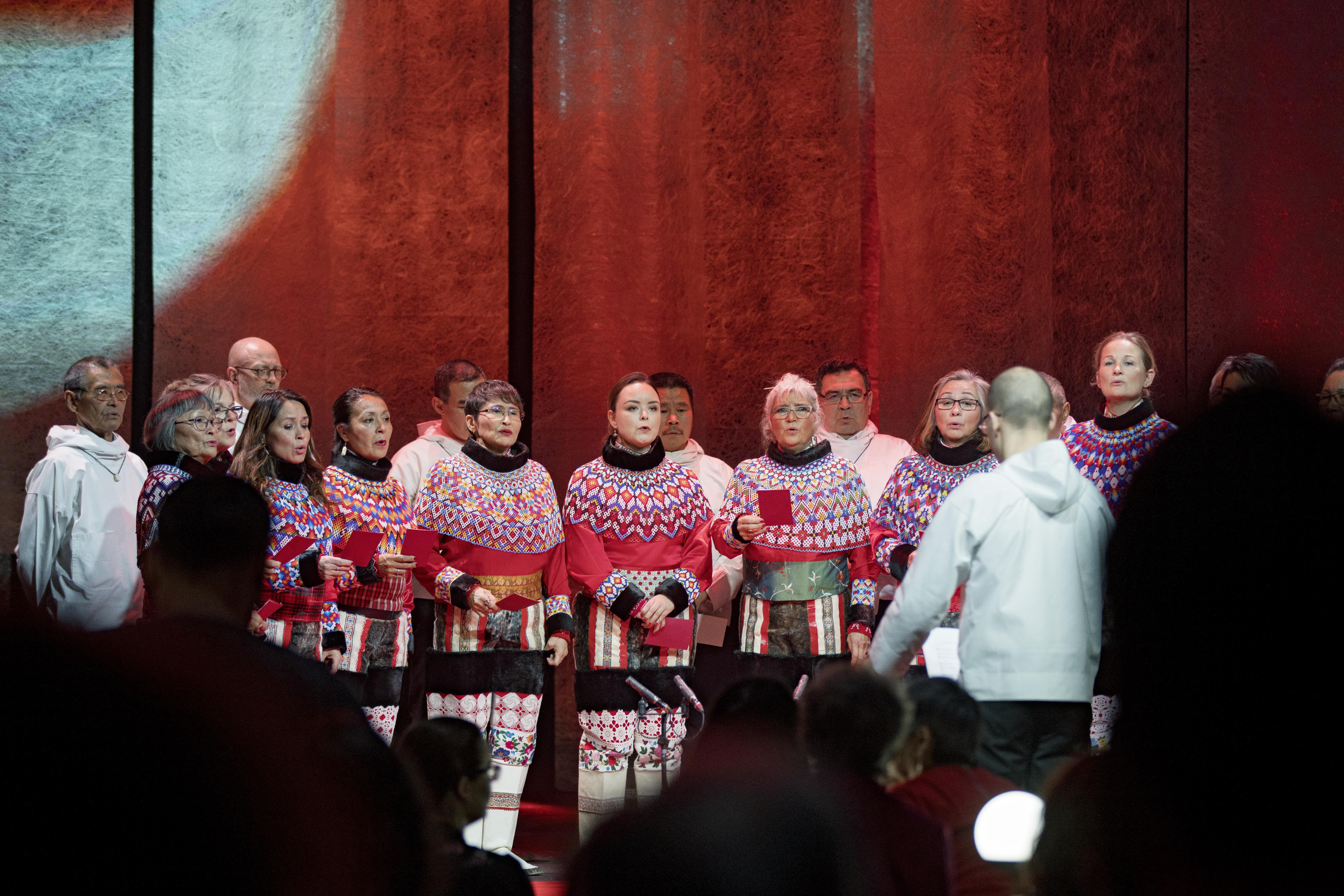 Julehilsen til Grønland 2018