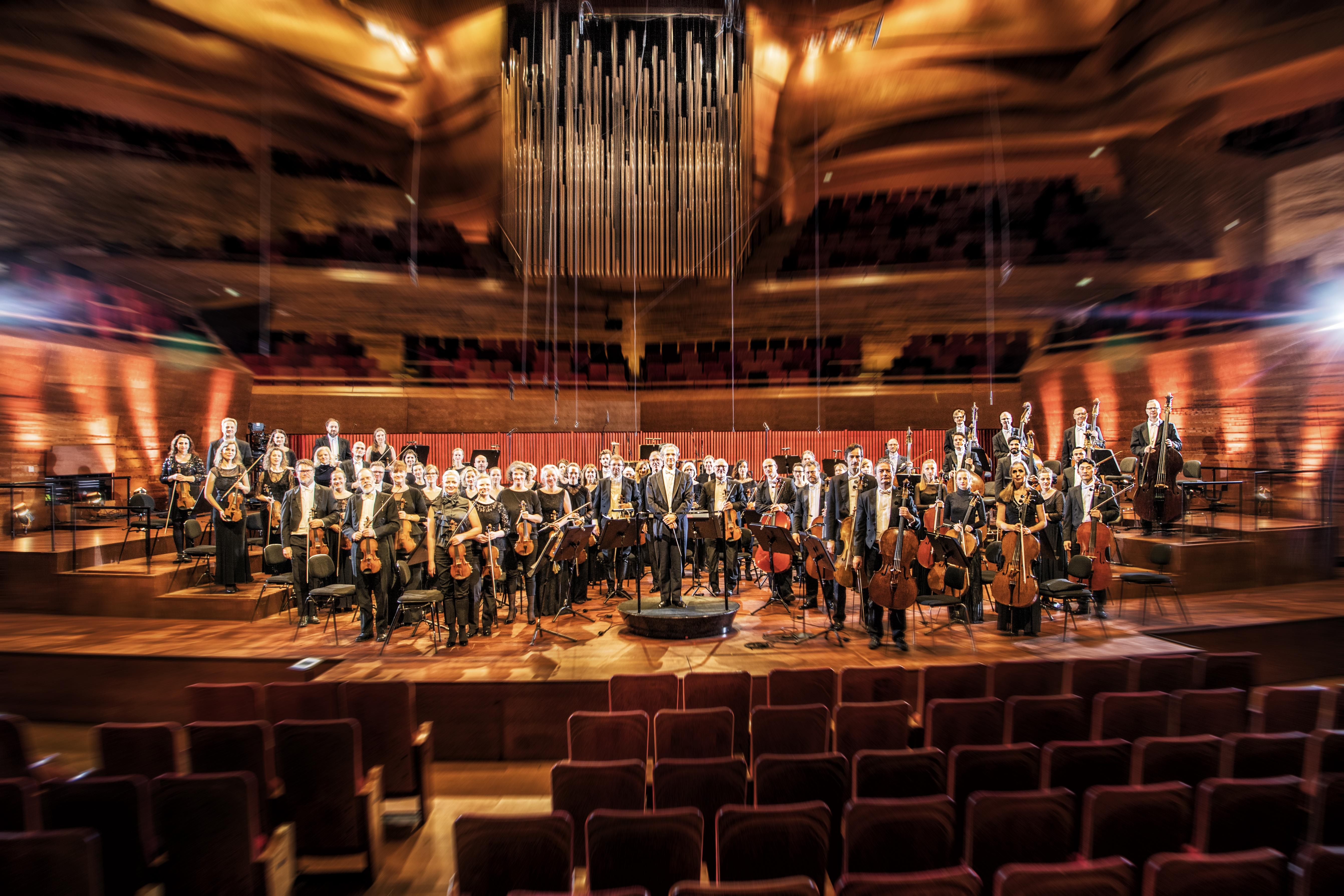 DR SymfoniOrkestret - Orkestret & Luisi