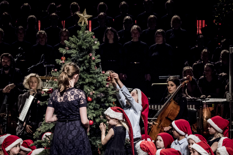 Julekoncert med DR Pigekoret